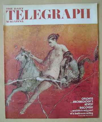 <!--1976-08-06-->The Daily Telegraph magazine - 6 August 1976
