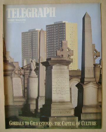 <!--1987-01-25-->The Sunday Telegraph magazine - 25 January 1987