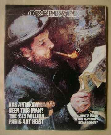 <!--1985-11-10-->The Observer magazine - 10 November 1985