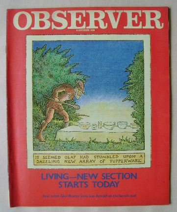 <!--1982-10-03-->The Observer magazine - 3 October 1982