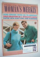 <!--1969-08-16-->Woman's Weekly magazine (16 August 1969)