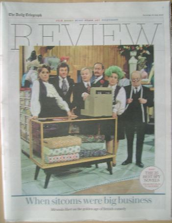 The Daily Telegraph Review newspaper supplement - 30 July 2016 - Are You Be