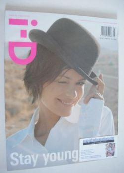 i-D magazine - Shannyn Sossamon cover (January 2003)