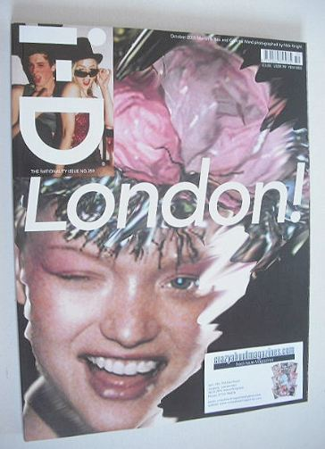 <!--2005-10-->i-D magazine - Gemma Ward cover (October 2005)