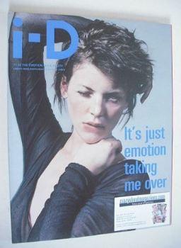 i-D magazine - Liberty Ross cover (November 2002)