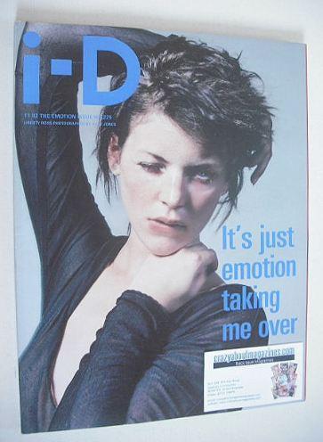 <!--2002-11-->i-D magazine - Liberty Ross cover (November 2002)
