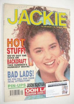 Jackie magazine - 3 August 1991 (Issue 1439)