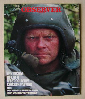 <!--1985-09-01-->The Observer magazine - 1 September 1985