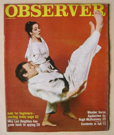 <!--1974-04-28-->The Observer magazine - 28 April 1974