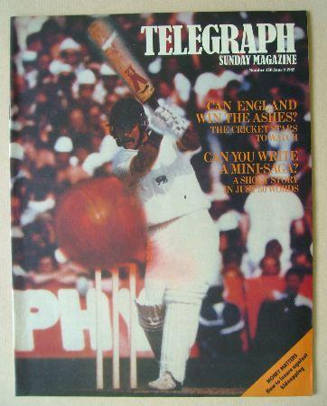 <!--1985-06-09-->The Sunday Telegraph magazine - 9 June 1985