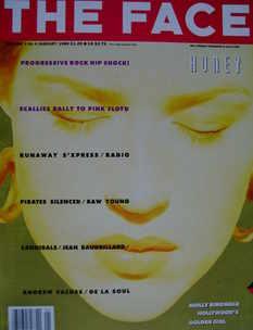 <!--1989-01-->The Face magazine - Molly Ringwald cover (January 1989 - Volu