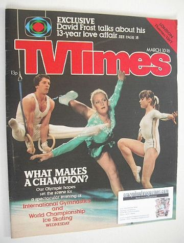 <!--1979-03-10-->TV Times magazine - What Makes A Champion cover (10-16 Mar