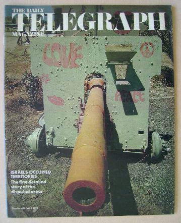 <!--1973-06-01-->The Daily Telegraph magazine - 1 June 1973
