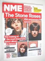 <!--2014-04-26-->NME magazine - The Stone Roses cover (26 April 2014)