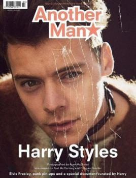 Another Man magazine - Autumn/Winter 2016 - Harry Styles cover (3/3)