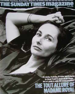 <!--2006-04-16-->The Sunday Times magazine - The Tout Allure Of Madame Roya
