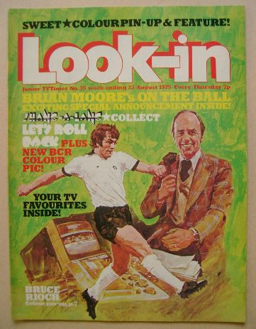 <!--1975-08-23-->Look In magazine - 23 August 1975