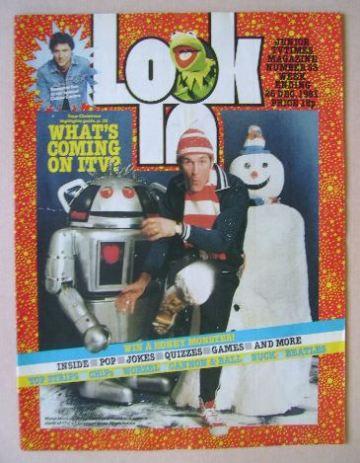 <!--1981-12-26-->Look In magazine (26 December 1981)