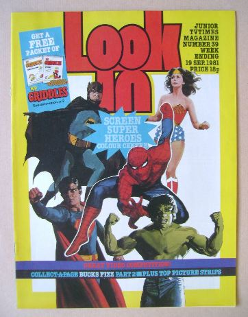 <!--1981-09-19-->Look In magazine (19 September 1981)