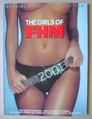 The Girls Of FHM 2001 - Special Collector's Edition
