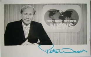 Peter Woods autograph