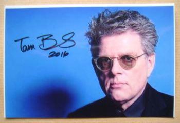 Tom Bailey autograph