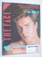 <!--1984-02-->The Face magazine - Simon Le Bon cover (February 1984 - Issue 46)