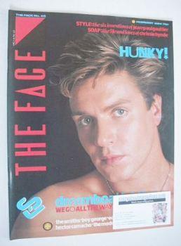 The Face magazine - Simon Le Bon cover (February 1984 - Issue 46)
