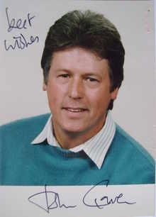 John Craven autograph