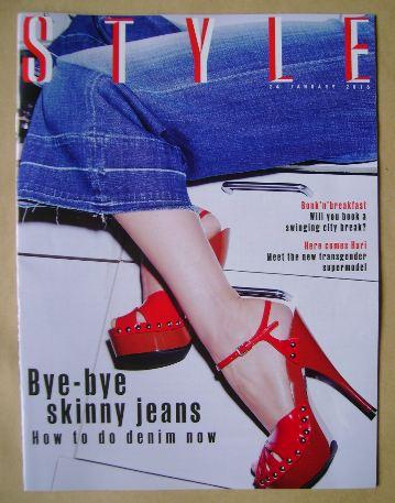 <!--2016-01-24-->Style magazine - 24 January 2016
