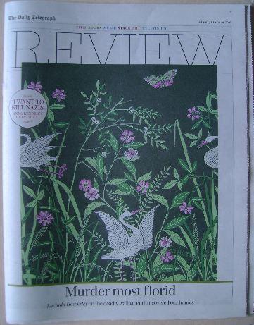 The Daily Telegraph Review newspaper supplement - 8 October 2016