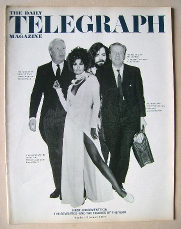 <!--1971-01-01-->The Daily Telegraph magazine - 1 January 1971