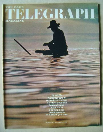 <!--1970-11-27-->The Daily Telegraph magazine - 27 November 1970