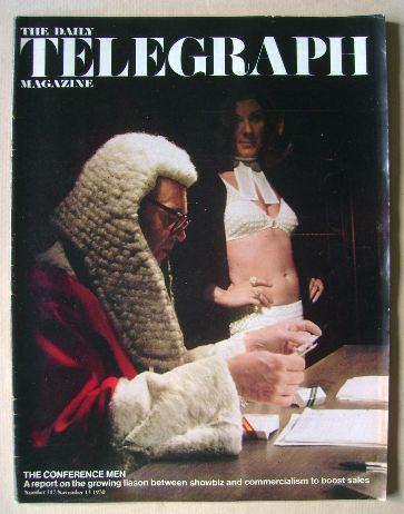 <!--1970-11-13-->The Daily Telegraph magazine - 13 November 1970