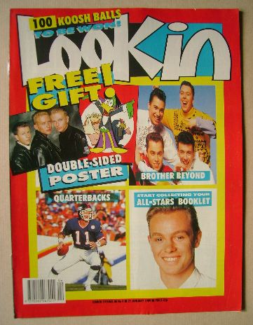 <!--1989-01-21-->Look In magazine - 21 January 1989