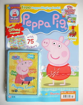 <!--2010-06-->Peppa Pig magazine - No. 60 (June 2010)