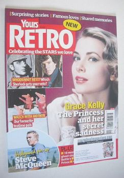 Yours Retro magazine - Grace Kelly cover (Issue 1)