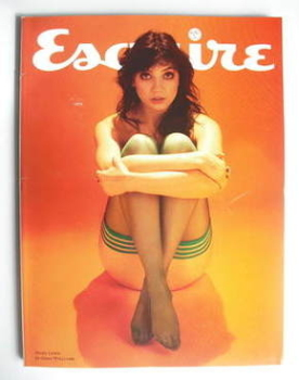 Esquire magazine - Daisy Lowe cover (July 2010 - Subscriber's Issue)