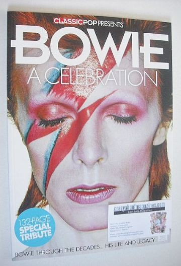 Classic Pop Presents magazine - David Bowie Special Edition (2016)