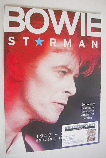 Daily Mirror magazine - David Bowie Starman Souvenir Tribute (2016)