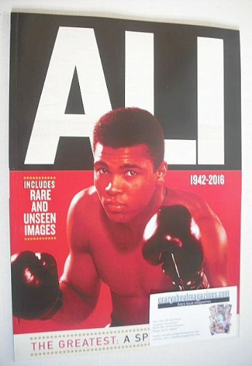 Daily Mirror magazine - Muhammad Ali Special Tribute Issue (2016)