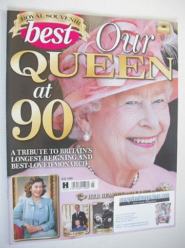 <!--2016-04-->Best magazine - Our Queen At 90 (Spring 2016)