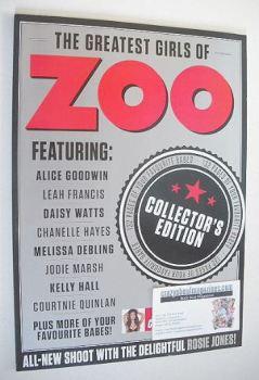 The Greatest Girls Of Zoo magazine (Summer 2016)