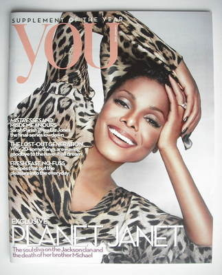 <!--2010-08-01-->You magazine - Janet Jackson cover (1 August 2010)