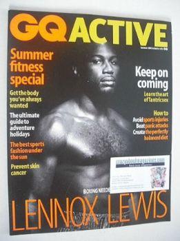 GQ Active magazine (Summer 2000)