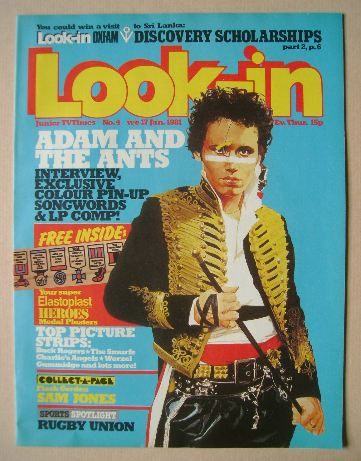 <!--1981-01-17-->Look In magazine (17 January 1981)