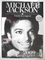 Michael Jackson magazine - Tribute To A Legend (July 2009)