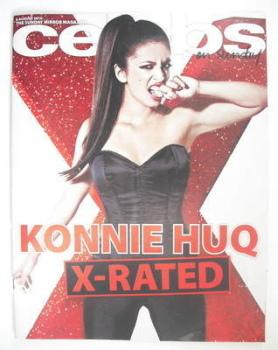 Celebs magazine - Konnie Huq cover (8 August 2010)