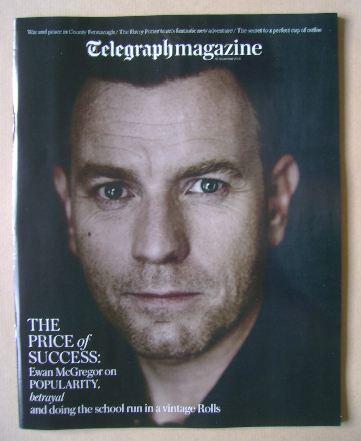 <!--2016-11-12-->The Daily Telegraph magazine - Ewan McGregor cover (12 Nov