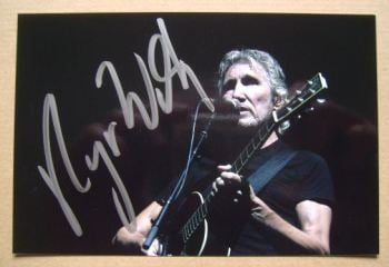 Roger Waters autograph